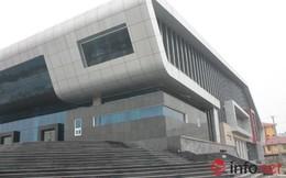 """Nhà hát trăm tỷ """"đắp chiếu"""": Huyện Đan Phượng nói gì?"""