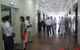 Thang máy tòa nhà Trung tâm Hành chính Đà Nẵng thường xuyên hư hỏng!