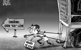 Thưởng cao có chống được tham nhũng?