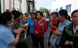 TP.Hồ Chí Minh: Hơn 400 công nhân Cty Hàn Quốc đình công đòi bảo hiểm xã hội
