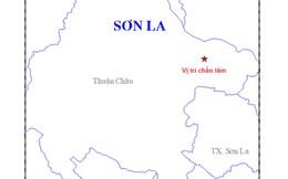 Động đất 3,6 độ richter ở Sơn La