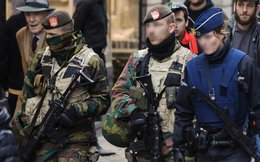 Bỉ bắt thêm 5 nghi can khủng bố