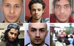 """Chân dung những sát thủ """"trẻ tuổi, máu lạnh"""" khủng bố Paris"""