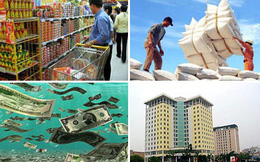 Tin kinh tế 20/3: CPI của Hà Nội và Tp.HCM tăng trở lại