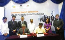 FPT IS triển khai dự án ERP đầu tiên tại Myanmar cho Tập đoàn UPG