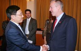 Việt Nam - Hoa Kỳ chung tay xây dựng tương lai tốt đẹp