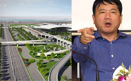 """Xây dựng sân bay Long Thành: """"Không thể tìm ra phương án nào tốt hơn"""""""