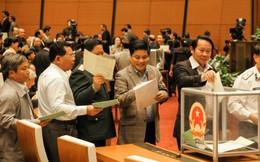 Lấy phiếu tín nhiệm - bước tiến dân chủ trong Đảng