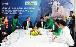 KPMG được chỉ định tư vấn cho Dự án triển khai ERP của Tập đoàn Mai Linh