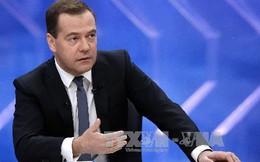 Thủ tướng D.Medvedev: Kinh tế Nga đã ổn định trở lại