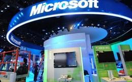 Windows và đồng USD khiến lợi nhuận của Microsoft giảm mạnh