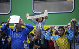 Châu Âu chia rẽ vì khủng hoảng di cư
