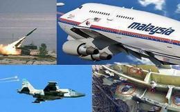 Nhìn lại 1 năm thảm kịch máy bay MH17 rơi