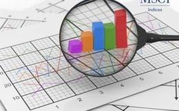 OGC bị loại khỏi rổ chỉ số MSCI Frontiner Markets Small Cap