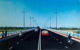 Quảng Ngãi sẽ xây thêm cầu 640 tỉ bắc qua sông Trà