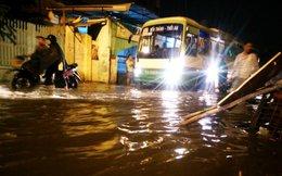 Sài Gòn lại mưa, Sài Gòn lại ngập