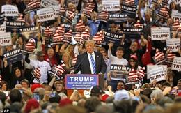 Tỷ phú Donald Trump nhận gần 4 triệu USD tài trợ tranh cử Tổng thống Mỹ