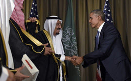 Quốc vương Ả Rập chi 2,5 nghìn tỷ đồng thành lập trung tâm chống khủng bố