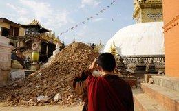 Kinh tế Nepal kiệt quệ sau thảm họa động đất