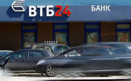 Lượng vốn rút khỏi Nga đã giảm một nửa