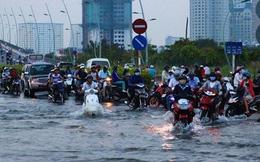 6 cống ngăn triều lớn liệu có làm Tp.HCM hết ngập?