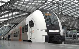 Siemens muốn tham gia vào các dự án đường sắt đô thị ở Việt Nam