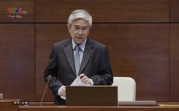 """Bộ trưởng Bộ KHCN: """"Nợ xấu"""" trong lĩnh vực nghiên cứu khoa học tương đối lớn"""