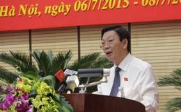 Chủ tịch TP Hà Nội: Thay cây xanh là bài học đắt giá
