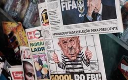 Các ngân hàng Mỹ bị tình nghi dính líu tới vụ bê bối của FIFA