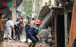 Hà Nội yêu cầu có giải pháp tháo dỡ nhà cổ nguy cơ sập đổ