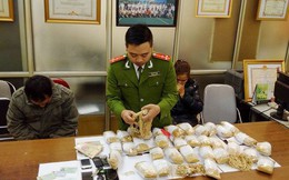Bắt 33,5 kg vàng nhập lậu tại bãi gửi xe siêu thị Metro