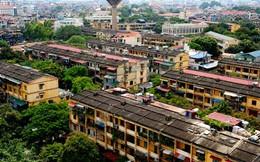 Công ty nước ngoài được đầu tư dự án xây lại chung cư cũ