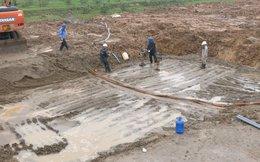 Khắc phục xong sự cố rò rỉ nước sạch sông Đà