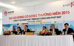 ĐHCĐ PDR: Sẽ tham gia thực hiện dự án BT để đổi đất ở trung tâm Tp. Hồ Chí Minh
