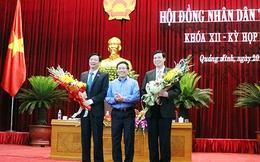 Nhân sự mới hai tỉnh Quảng Ninh, Yên Bái