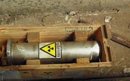 Thất lạc phóng xạ: Không rõ mất thời điểm nào!