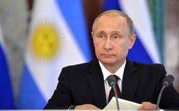 Tổng thống Putin: Nga thiệt hại 160 tỷ USD do lệnh trừng phạt