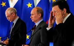 """""""Cú đòn hiểm"""" của Tổng thống Putin nếu EU dồn Nga tới chân tường"""