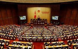 Quốc hội bỏ phiếu bầu Chủ tịch Hội đồng bầu cử Quốc gia