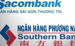 """NHNN """"chốt"""" để Southern Bank nhập vào Sacombank"""