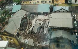Sập biệt thự cổ, trách nhiệm thuộc Tổng Công ty Đường sắt VN