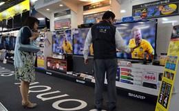 Tập đoàn Sharp có thể thua lỗ 200 tỷ yen trong tài khóa 2014