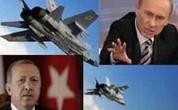 Không có triển vọng cải thiện quan hệ Nga - Thổ Nhĩ Kỳ