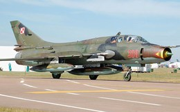 Hai máy bay SU 22 rơi ở khu vực gần đảo Phú Quý