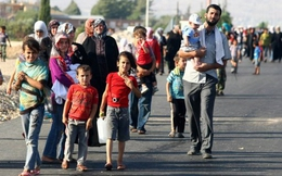 Tại sao ít người di cư Syria chọn các nước giàu Trung Đông?