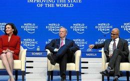 Davos 2015: 17 phát biểu đáng nhớ về tương lai của công nghệ