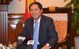 Bổ nhiệm lại ông Bùi Thanh Sơn giữ chức Thứ trưởng Bộ Ngoại giao