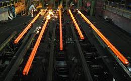 Sản xuất thép tháng 7 tăng ngoạn mục