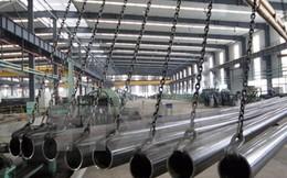 Các sản phẩm tôn thép của Trung Quốc có thể tràn vào Việt Nam