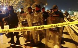 Ga metro tại Thổ Nhĩ Kỳ bị đánh bom vào giờ cao điểm